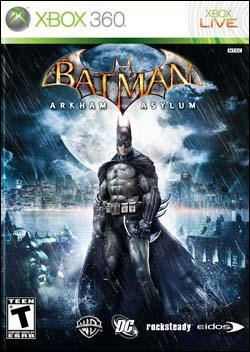 Batman: Arkham Asylum (Xbox 360) by Warner Bros. Interactive Box Art