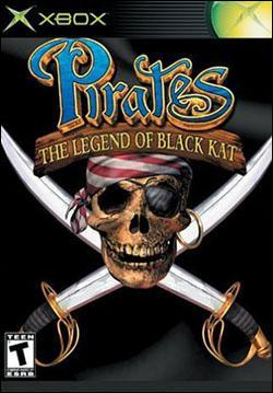 Pirates: Legend of Black Kat (Xbox) by Electronic Arts Box Art