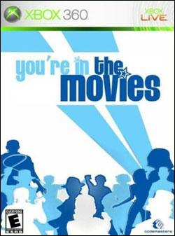 You're In The Movies (Xbox 360) by Microsoft Box Art