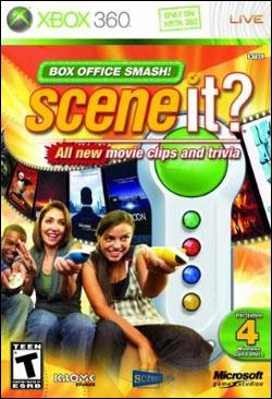 Scene It? Box Office Smash (Xbox 360) by Microsoft Box Art