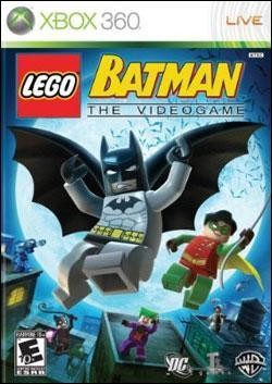 LEGO Batman the Videogame Box art