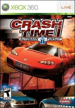 Crash Time (Xbox 360) by Crave Entertainment Box Art