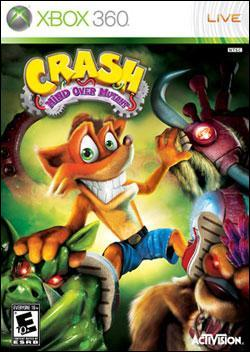 Crash Bandicoot: Mind Over Mutant Box art
