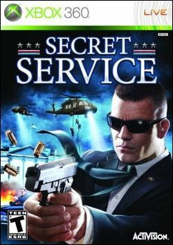 Secret Service: Ultimate Sacrifice (Xbox 360) by Activision Box Art