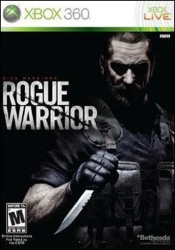Rogue Warrior (Xbox 360) by Bethesda Softworks Box Art