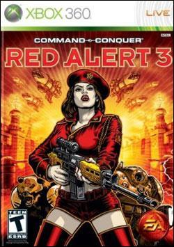 Command & Conquer: Red Alert 3 (Xbox 360) by Electronic Arts Box Art