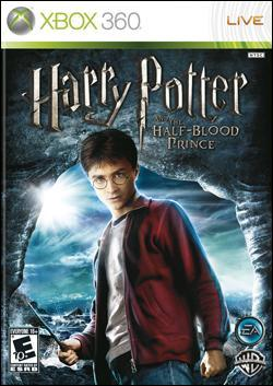 Harry Potter and the Half-Blood Prince (Xbox 360) by Electronic Arts Box Art