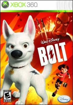 Disney's Bolt (Xbox 360) by Disney Interactive / Buena Vista Interactive Box Art