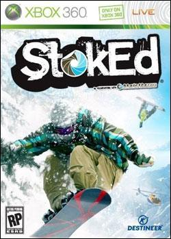 Stoked (Xbox 360) by 2K Games Box Art