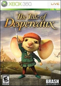 Tale of Despereaux, The (Xbox 360) by Warner Bros. Interactive Box Art