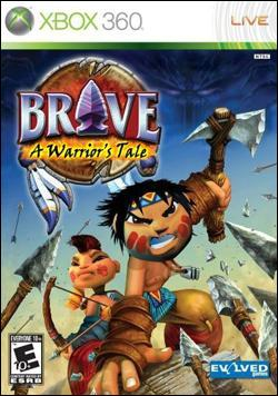 Brave: A Warrior's Tale (Xbox 360) by 2K Games Box Art