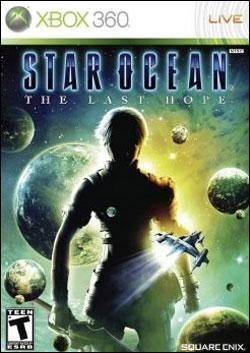 Star Ocean: The Last Hope (Xbox 360) by Square Enix Box Art