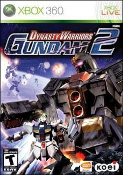 Dynasty Warriors: Gundam 2 (Xbox 360) by KOEI Corporation Box Art