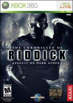 Chronicles of Riddick: Assault on Dark Athena Box art