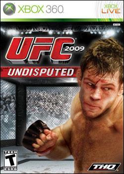 UFC Undisputed 2009 Box art