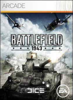 Battlefield 1943 (Xbox 360 Arcade) by Electronic Arts Box Art