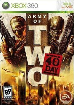 Army of Two: The 40th Day (Xbox 360) by Electronic Arts Box Art