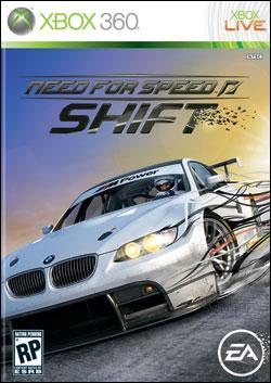 Need For Speed: Shift Box art