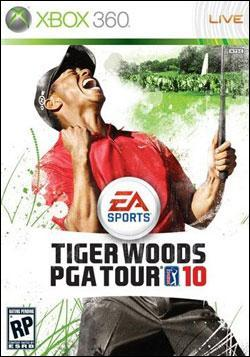 Tiger Woods PGA Tour 10 (Xbox 360) by Electronic Arts Box Art
