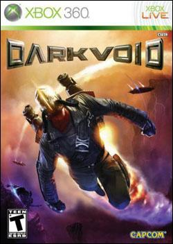 Dark Void (Xbox 360) by Capcom Box Art