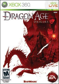 Dragon Age: Origins Box art