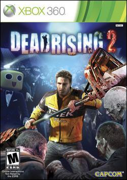 Dead Rising 2 (Xbox 360) by Capcom Box Art