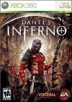Dante's Inferno (Xbox 360) by Electronic Arts Box Art