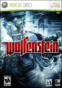 Wolfenstein (Xbox 360) by Activision Box Art
