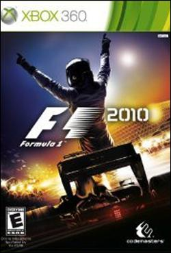 F1 2010 (Xbox 360) by Warner Bros. Interactive Box Art
