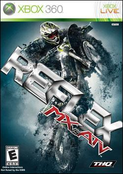 MX vs. ATV: Reflex (Xbox 360) by THQ Box Art