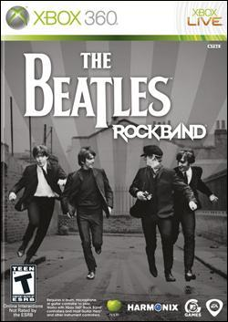 The Beatles: Rock Band (Xbox 360) by Electronic Arts Box Art