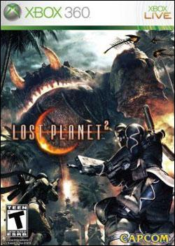 Lost Planet 2 (Xbox 360) by Capcom Box Art