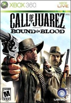 Call of Juarez: Bound in Blood Box art