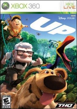Disney Pixar Up Box art