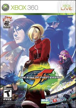 King of Fighters XII Box art