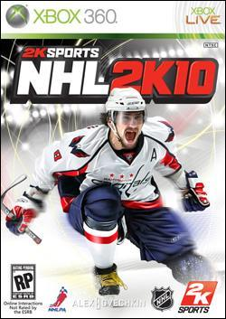 NHL 2K10 (Xbox 360) by 2K Games Box Art
