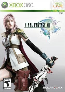 Final Fantasy XIII (Xbox 360) by Square Enix Box Art