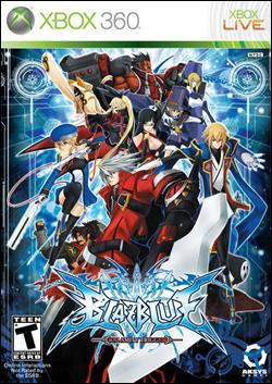 BlazBlue: Calamity Trigger (Xbox 360) by Aksys Games Box Art