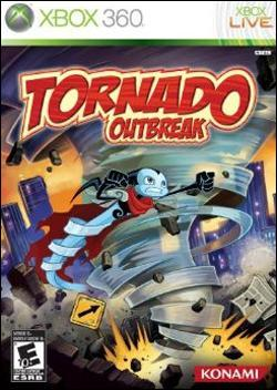 Tornado Outbreak (Xbox 360) by Konami Box Art