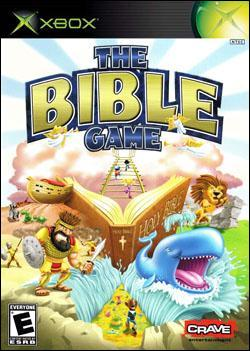 The Bible Game (Xbox) by Crave Entertainment Box Art