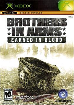Brothers In Arms: Earned In Blood (Xbox) by Ubi Soft Entertainment Box Art