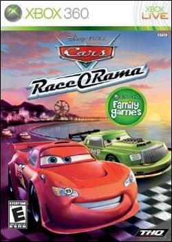 Cars Race O Rama (Xbox 360) by THQ Box Art