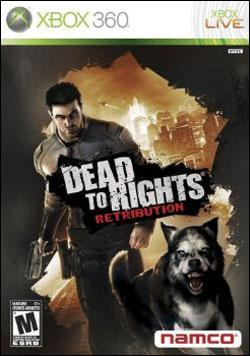 Dead To Rights: Retribution (Xbox 360) by Capcom Box Art