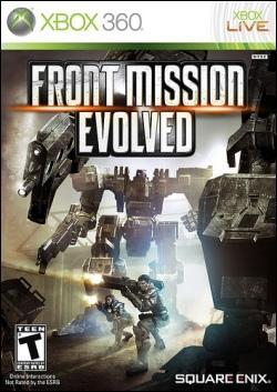 Front Mission: Evolved Box art