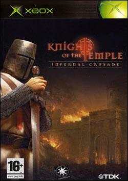 Knights of the Temple: Infernal Crusade (Xbox) by TDK Mediactive Box Art