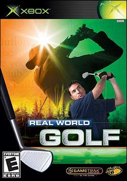 Real World Golf (Xbox) by Madcatz Box Art