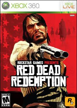 Red Dead Redemption (Xbox 360) by Rockstar Games Box Art
