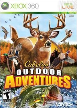 Cabela's Outdoor Adventures 2010 (Xbox 360) by Activision Box Art