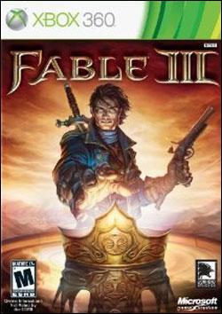 Fable 3 Box art