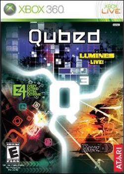 Qubed (Xbox 360) by Atari Box Art